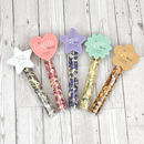 Biodegradable Confetti Wands