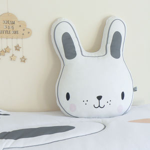 Bunny Shaped Cushion