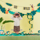 Go Wild Party Garland