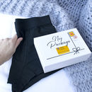 nice package solesmith underwear gift box by solesmith