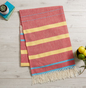 Mexican Tablecloth Blanket - tablecloths