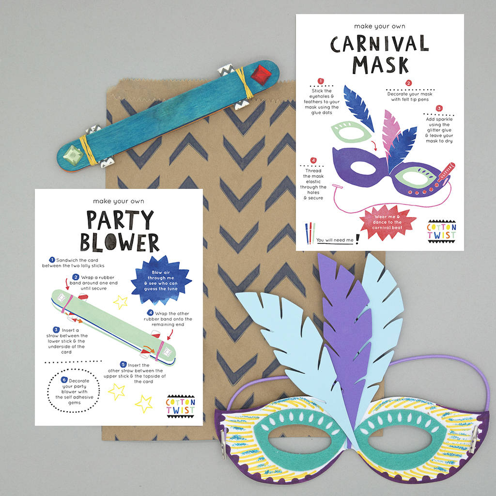 Carnival Party Bag