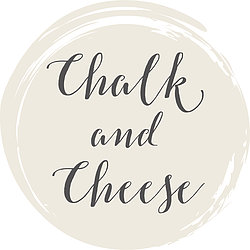 Chalk and Cheese Branding