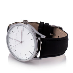 Exclusive 521 Personalised David Louis Watch - new in fashion