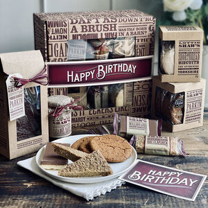 Birthday Gift Box Of Treats