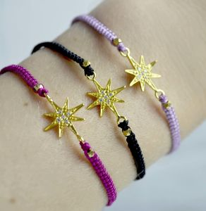 Sitara Sterling Silver Star Friendship Bracelet