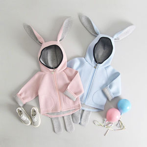 Bunny Feet Jacket - clothing
