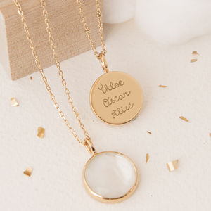 Personalised Freya Necklace - gifts for mothers