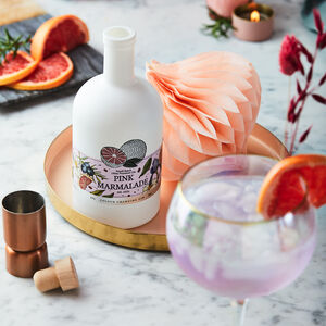 Natural Botanical Colour Changing Gin