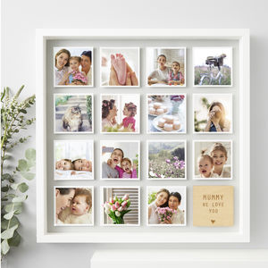 Personalised Photo Print For Mum - gifts for single mums