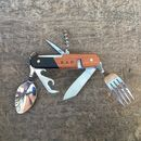 Personalised Camping Cutlery Set