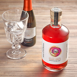 Bitter Orange, Strawberry And Ginger Prosecco Spritz - shop by interest