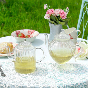Afternoon Tea Luxury Teapots With Infuser