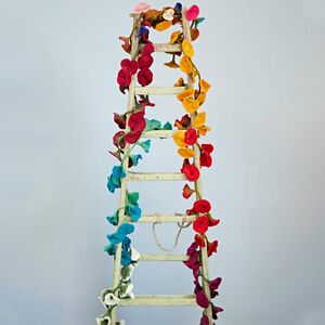 Handcrafted Felt Flower Garlands