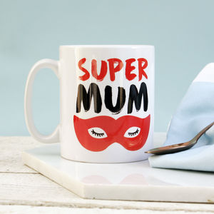 Super Mum Mug - what's new