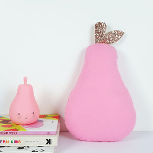 Pear Shaped Decorative Cushion