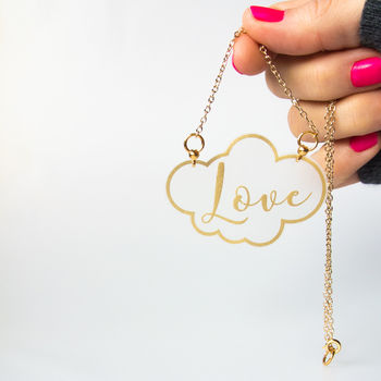 Dreaming Of Love Necklace