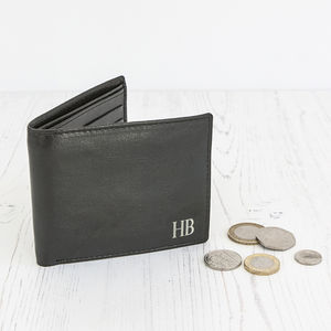 Personalised Initial Wallet - bags, purses & wallets