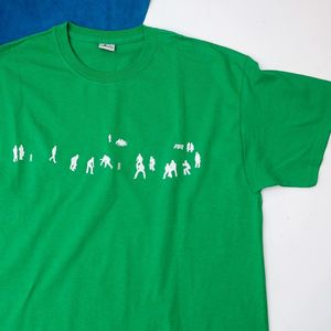 Cricket Match T Shirt - games & sports