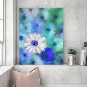 Daisy Daisy, Canvas Art - paintings