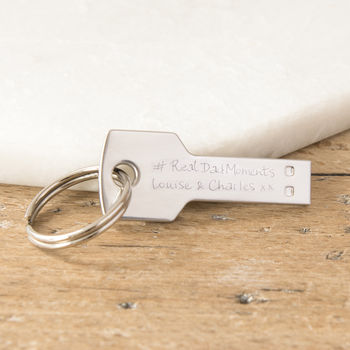 Personalised 16 Gb Key Usb Drive