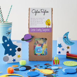 Space Adventure Party Bag - party bags and ideas