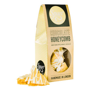 White Chocolate Honeycomb - chocolates & confectionery