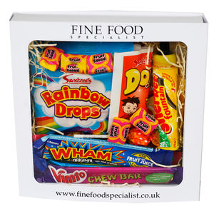 Retro Hamper Candy Gift Set