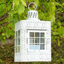 Personalised Moroccan Putty Candle Lantern