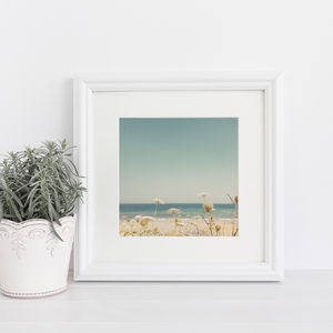 Water And Lace Photographic Landscape Print - photography & portraits