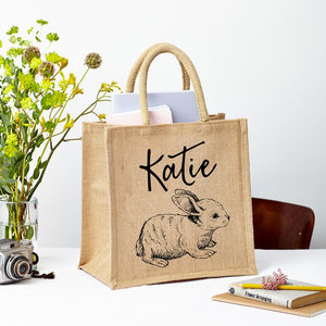 Personalised Easter Hunt Bag - personalised