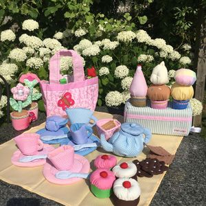 Soft Play Picnic, Afternoon Tea And Food Sets
