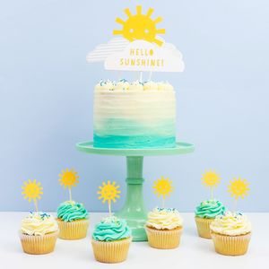 Hello Sunshine Party Decoration Set