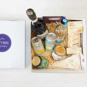 Mother's Ruin New Mum Gin Box