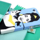 Audrey Hepburn Case For iPhone 4