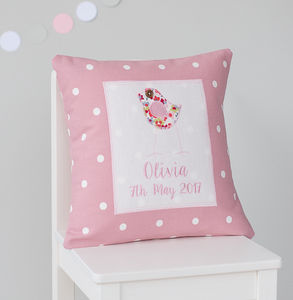 Personalised New Baby Girl Gift - new baby gifts