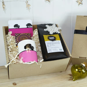 Coffee Lovers Gift Box Single