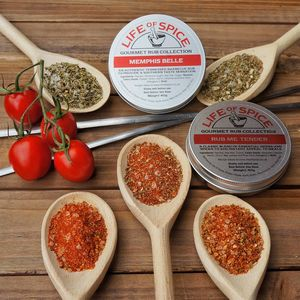 Gourmet Rubs Gift Collection - gifts to eat & drink