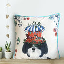 Shih Tzu Cushion, The Milliners Dogs