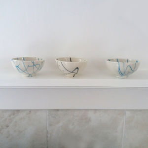 Decorative Ceramic Bowls - dining room