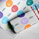 Birthday Personalised Wrapping Paper