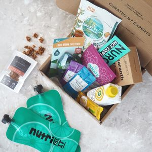 Wellthos Health And Fitness Gift Box - food & drink sale