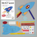Make Your Own Rocket Wand Kit