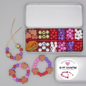 Be My Valentine Beading Kit - toys & games