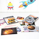 Planet Venus Activity Set With Astronaut Food
