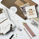 Post Stationery Subscription Box Three Month
