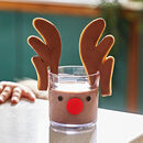 Rudolph Biscuits And Tumbler Gift Set
