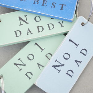 Fathers Keyrings