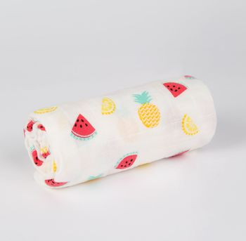 Tropical Fruit Muslin