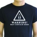 Men's Alcohol T Shirt